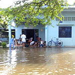 Flooding in Cambodia
